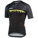 Bioracer Spitfire Dazzle Bike Jersey Shortsleeve Men grey/black